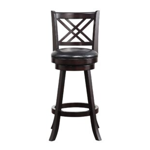 Lindenberg 29 Swivel Bar Stool by DarHome Co Purchase