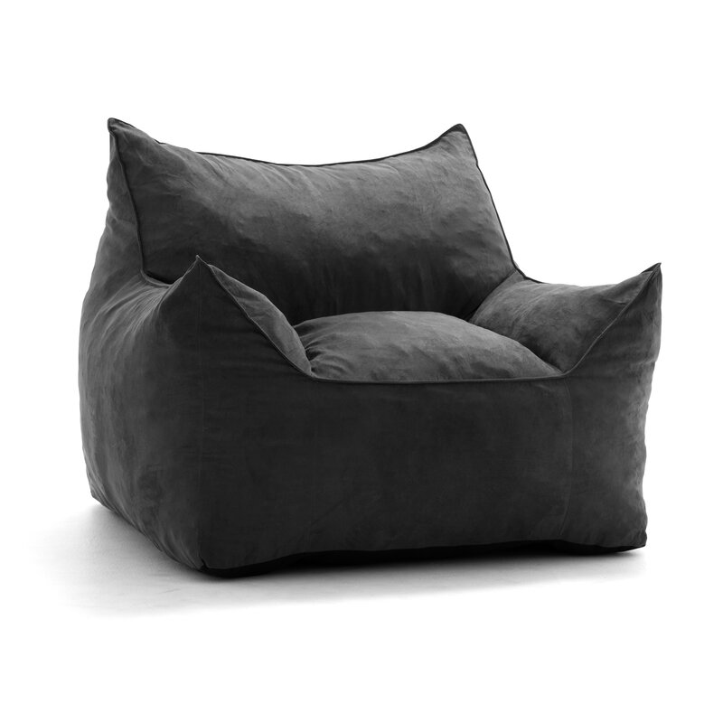 Standard Bean Bag Chair Lounger Reviews Joss Main