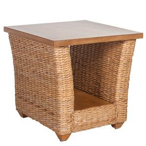 Cabana End Table by Acacia Home and Garden
