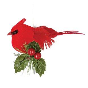 Cardinal Ornament Wayfair