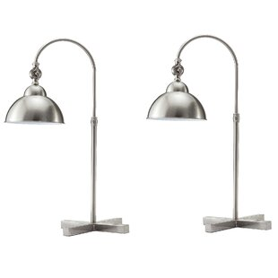 Clotilde 17 Desk Lamp (Set of 2)