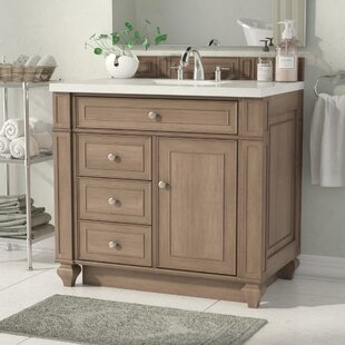 "Quickview. Lambrecht 36"" Single Bathroom Vanity Set"