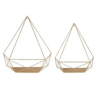 Steinsel 2 Piece Floating Shelf Set
