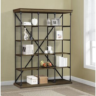 Marvale Shelving Cornice Standard Bookcase Gracie Oaks