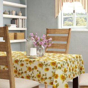 Yacine Sunflower Tablecloth