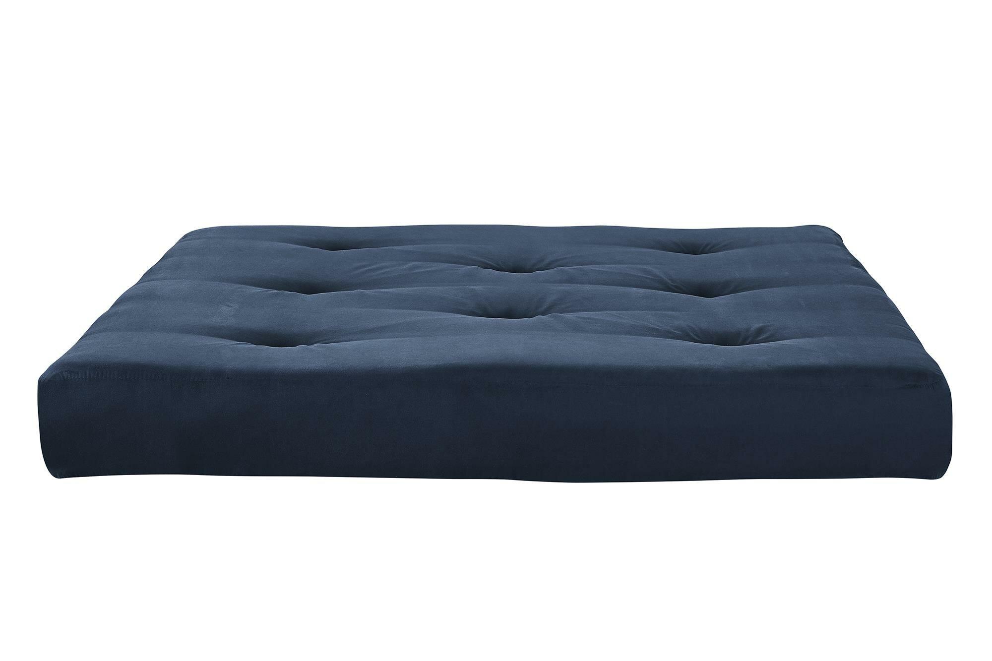 Alwyn home 6 coil full size futon mattress reviews wayfair