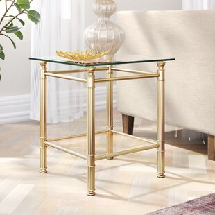Wacissa Side Table By Canora Grey