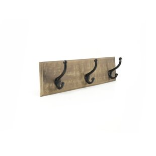 Michale Wall Mounted Coat Rack By Brambly Cottage