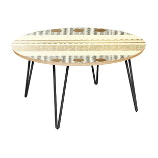 Bungalow Rose Hornbeck Coffee Table