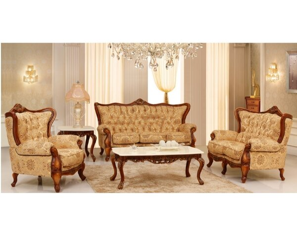 Joseph Louis Home Furnishings 3 Piece Living Room Set | Wayfair