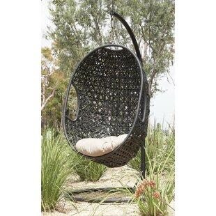 Brayden Studio Corlett Swing Chair with Stand