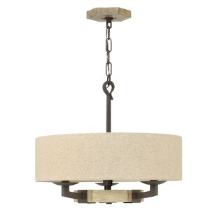Gracie Oaks Quinnipiac 3-Light Pendant