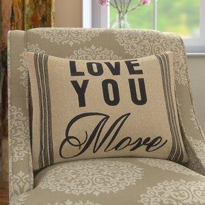 Sommerfield 100% Cotton Lumbar Pillow
