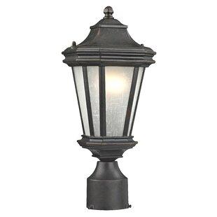Lakeview Olde World Iron 1-Light Lantern Head By Dolan Designs