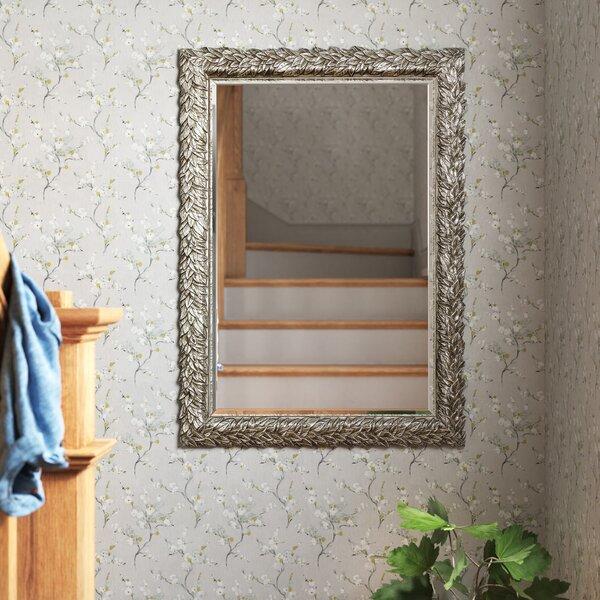 Leaf Mirror Wayfair