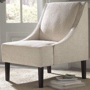 Macdonald Swoop Slipper Chair