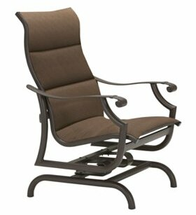 Montreux Padded Sling Action Patio Chair