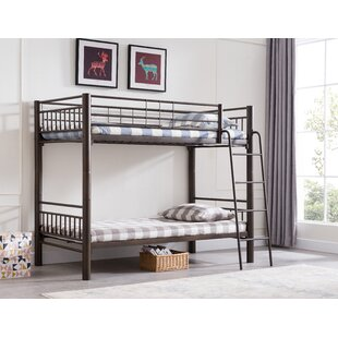 Creed Twin Bunk Bed
