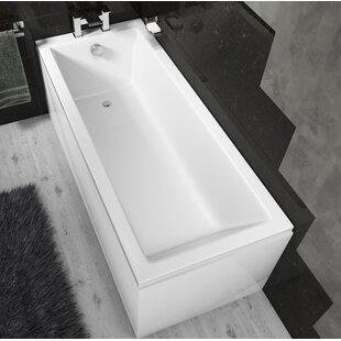 Pool Single Ended 1700mm x 700mm Bathtub by Home Etc
