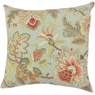 Filipa Floral Throw Pillow
