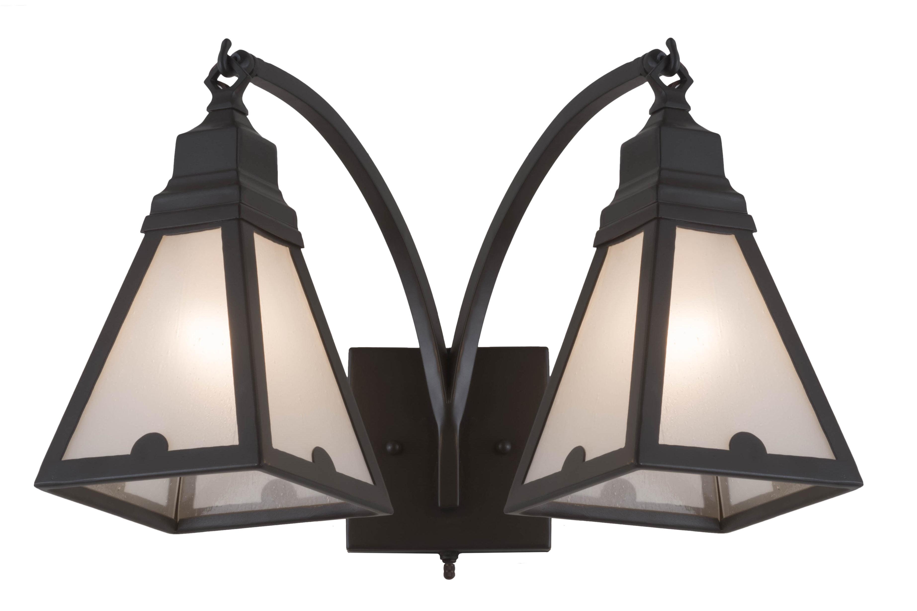 Meyda Tiffany Arnage 2 Light Vanity Light Wayfair