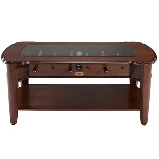 2-in-1 26.5 Foosball Coffee Table by Berner Billiards