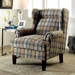 August Grove Pinkard Wingback Chair