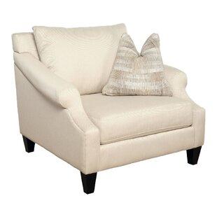 Bauhaus Molly Pique Flax Suite Armchair