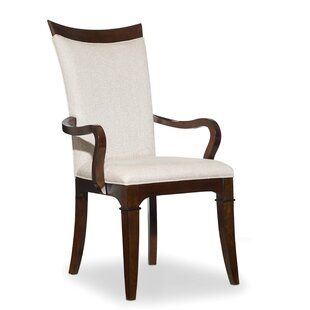 Palisade Upholstered Dining Chair (Set of 2) Hooker Furniture