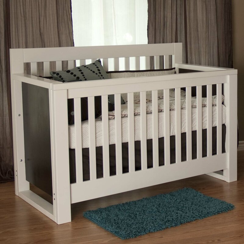 Greenwich 3-in-1 Convertible Crib
