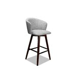 Lynda Swivel Bar & Counter Stool by Ivy Bronx