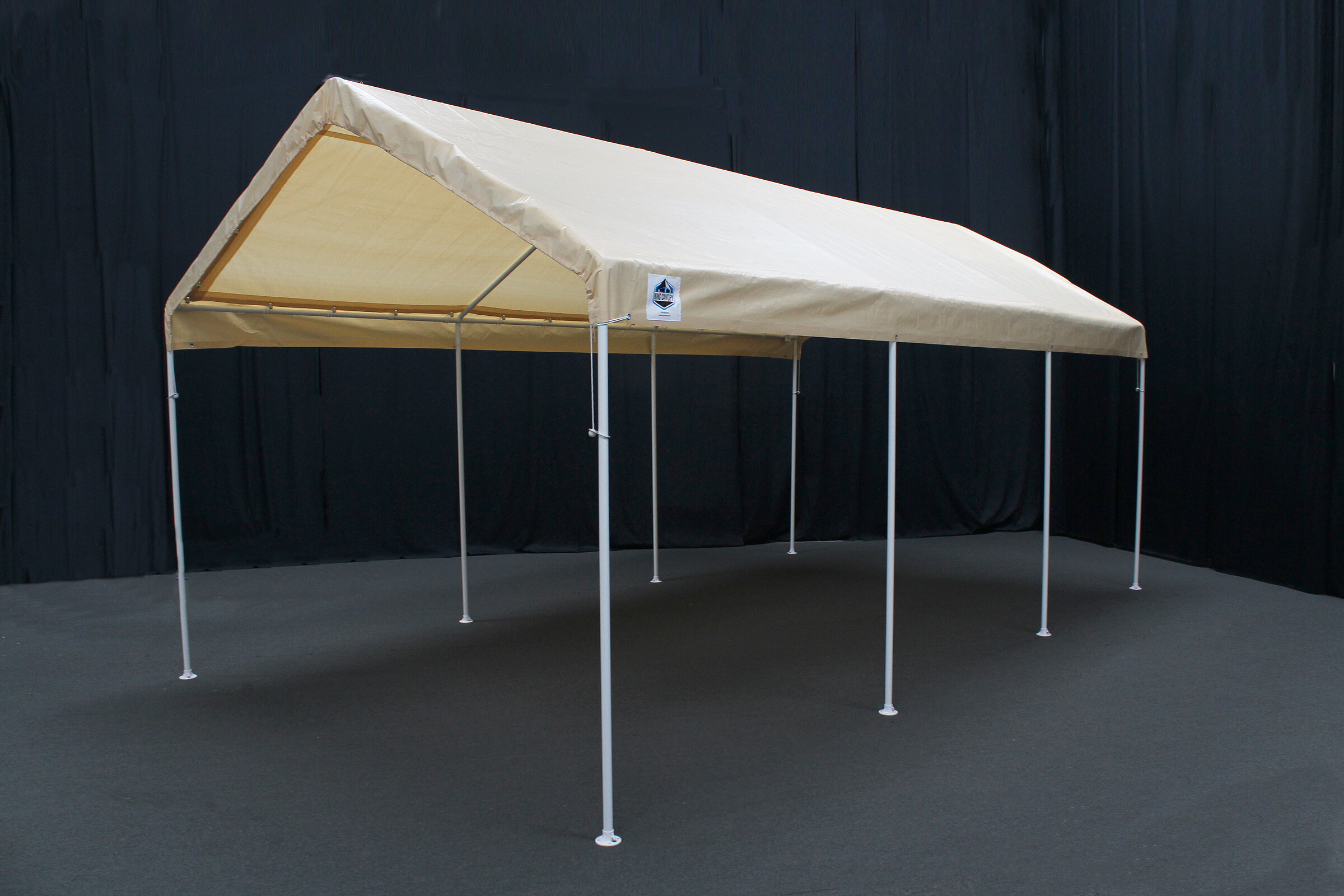 new style c5313 c450a Universal 11 Ft. W x 20 Ft. D Steel Party Tent