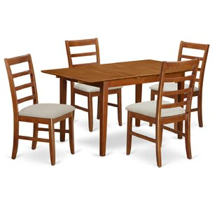 Katie 5 Piece Dining Set