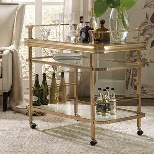 Highland Park Bar Cart by Hooker Furniture