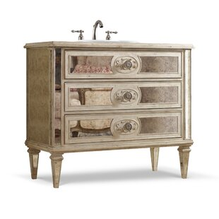 Designer Series 42 Olivia Vanity Base Only by Cole + Company