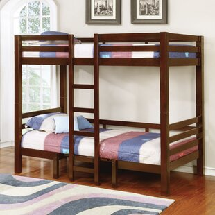 Ocilla Twin/Twin Convertible Loft Slat Bed