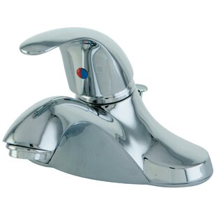 Kingston Brass Legacy Centerset Bathroom Faucet with Pop-Up Drain