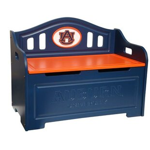Fan Creations NCAA Storage Bench