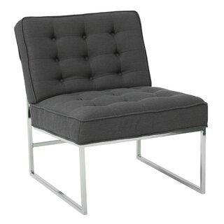Aldgate Slipper Chair by Mercer41 SKU:DD137833 Reviews