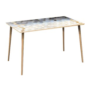 Bungalow Rose Kanoe-Chaoue Dining Table
