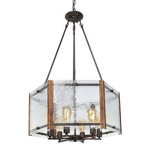 Foundry Select Brownville 6-Light Chandelier