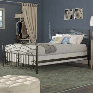 Salesville Panel Bed by Alcott Hill Top Reviews
