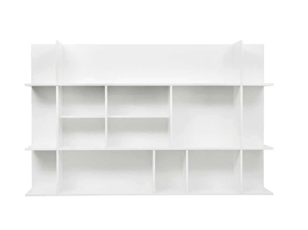 Panorama Low Decorative Shelving