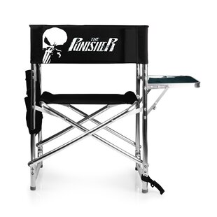 Punisher Folding Camping Chair