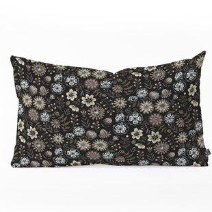 Pimlada Phuapradit Dark Pilosella Lumbar Pillow
