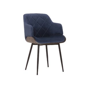 Brannum Upholstered Dining Chair by Wroug..