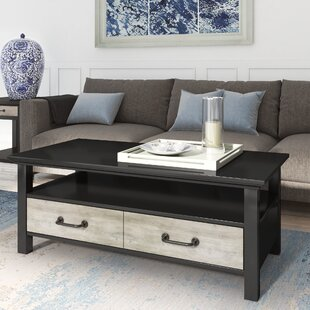 Coffee Table and Two Side Tables Bundle with Drawers and Power