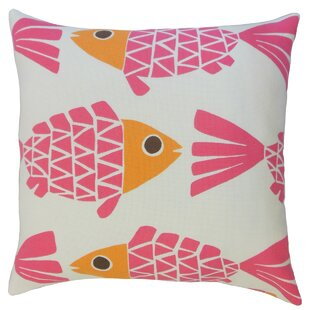 Gilligan Outdoor Cushion Cover By Beachcrest Home