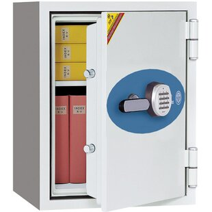 Fire Fighter 1 Hr Fireproof Digital Lock Security Safe by Phoenix Safe International