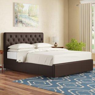 On Sale Upholstered Ottoman Bed Frame